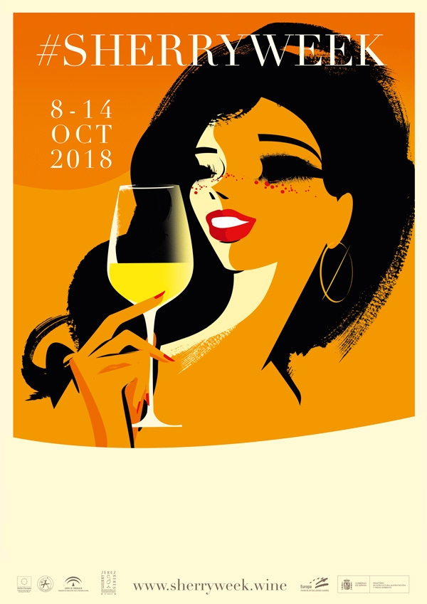 5ª International Sherry Week, Jerez del 8 al 14 de octubre