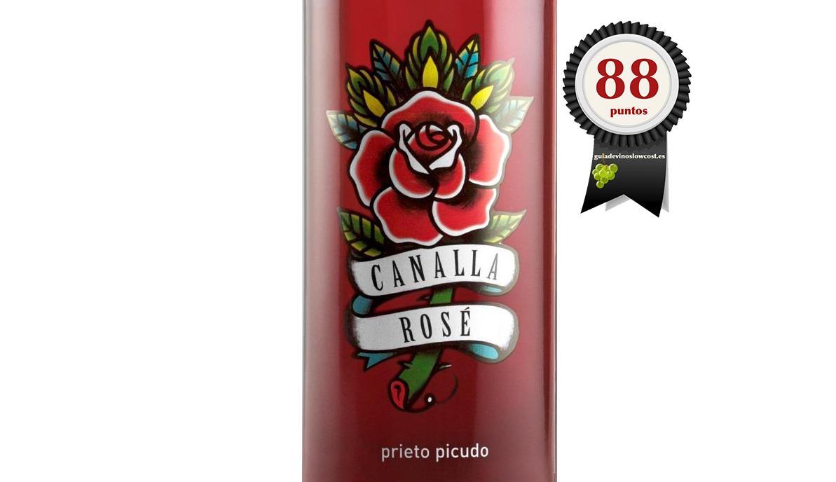 CANALLA ROSE 2018