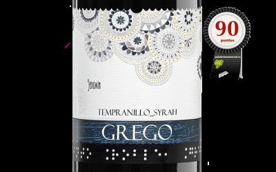 Grego Tempranillo y Syrah 2017