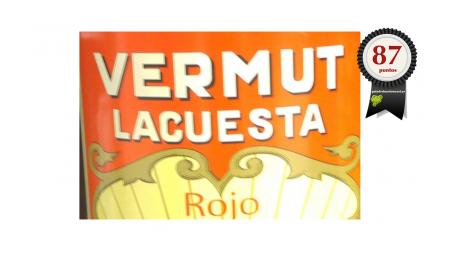Vermut Rojo Lacuesta