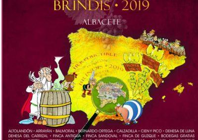 Salón IX Brindis 2019 el 14 de Febrero en Albacete