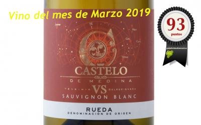 Castelo de Medina Sauvignon Blanc V. Seleccionada 2017