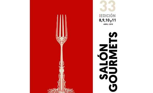 Salón de Gourmets 2019, Madrid del 8 al 11 de abril