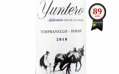 Yuntero Tinto 2018