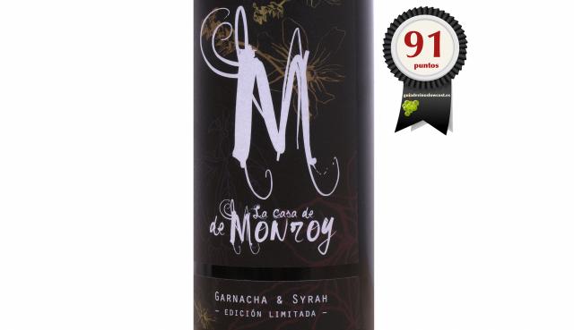 M de Monroy Garnacha Syrah 2016