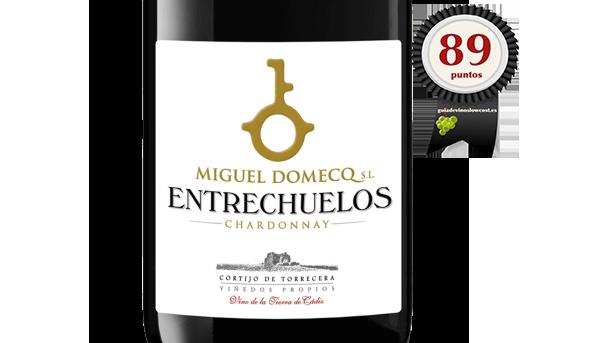 Entrechuelos Chardonnay 2017