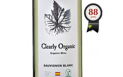 CLEARLY ORGANIC SAUVIGNON BLANC 2018 (ECO)