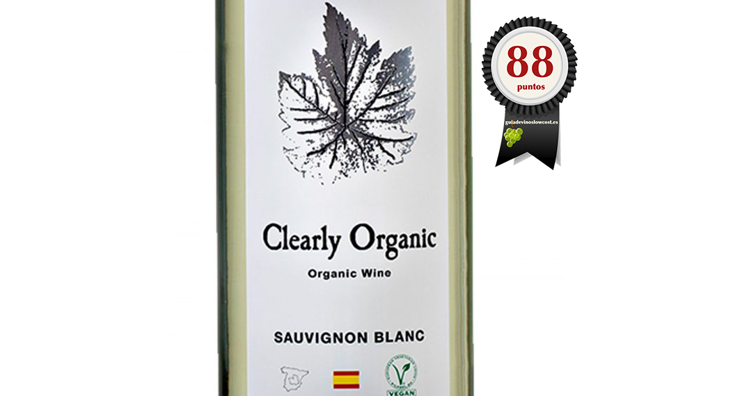 CLEARLY ORGANIC SAUVIGNON BLANC 2018 (ECO)