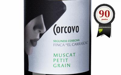 Corcovo Moscatel Petit Grain 2018