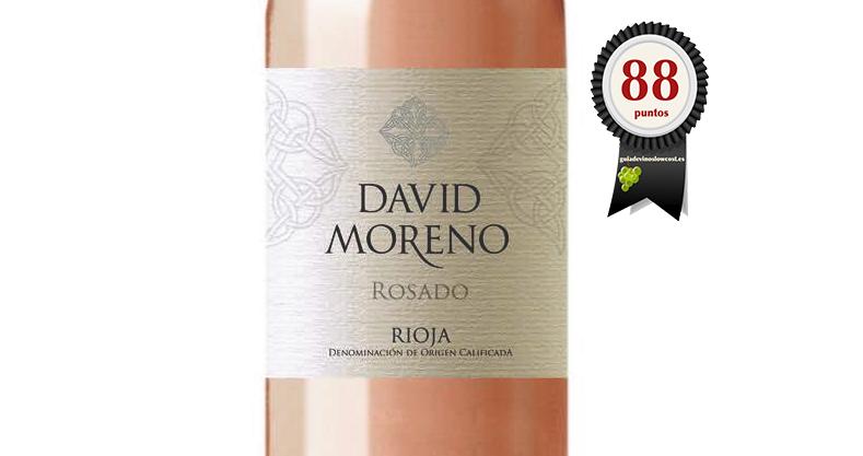 David Moreno Rosado 2018