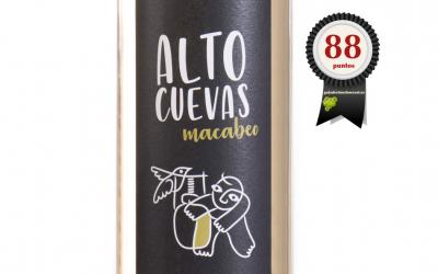 Alto Cuevas Blanco Macabeo 2018