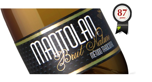 Mantolan Brut Nature 2016