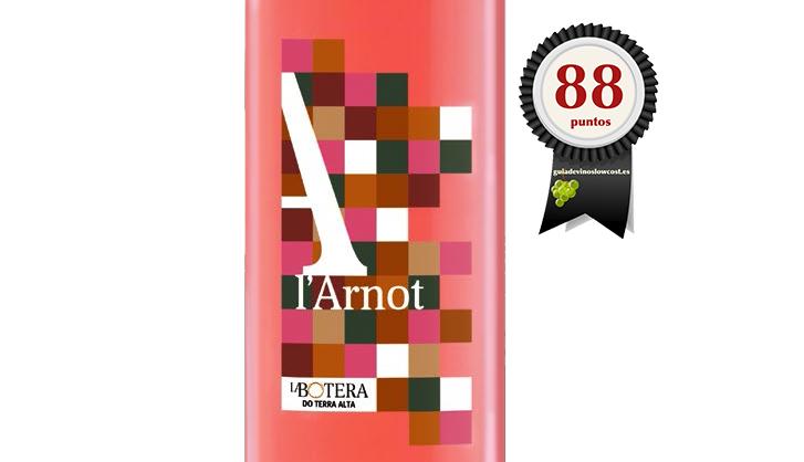 L'Arnot Rosado 2018