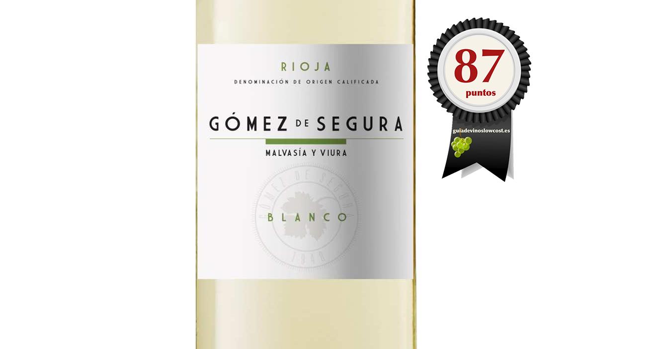 Gómez de Segura Blanco 2018