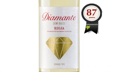 Diamante Blanco Semidulce CVC