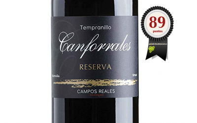 Canforrales Reserva 2014