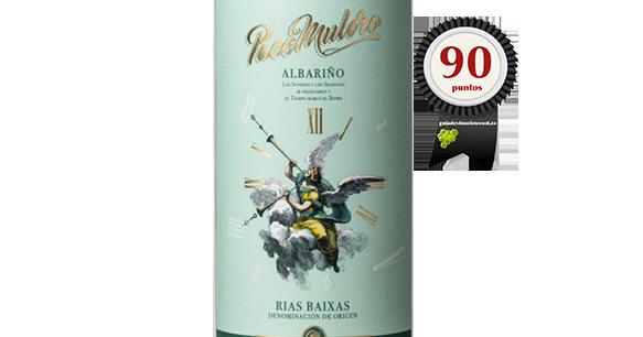 Paco Mulero Albariño 2018