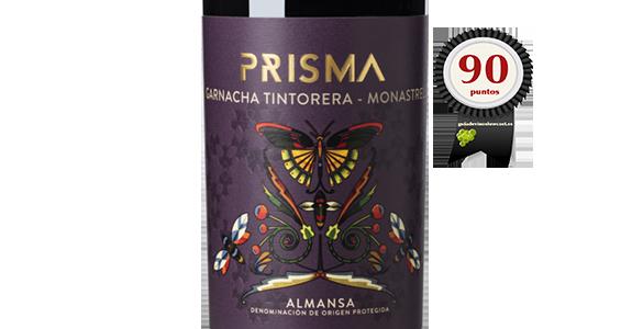Prisma Garnacha Tintorera 2017