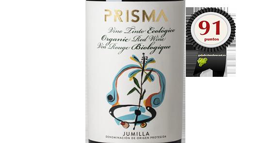 Prisma Monastrell Ecológico 2017