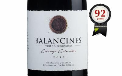 Balancines Crianza Colección 2016
