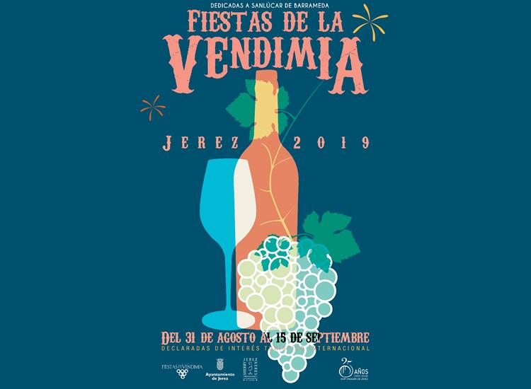 Fiesta de la Vendimia en Jerez, del 31 de agosto al 15 de septiembre