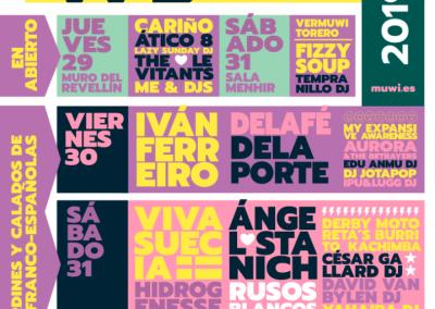 La Rioja Music Fest, Logroño 29 de Agosto